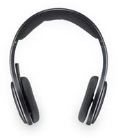 Logitech H800 Stereofonisch Hoofdband Zwart hoofdtelefoon