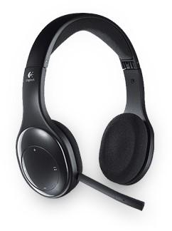 Logitech H800 Stereofonisch Hoofdband Zwart hoofdtelefoon-2