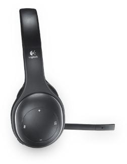 Logitech H800 Stereofonisch Hoofdband Zwart hoofdtelefoon-3
