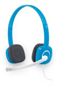 Logitech H150 Stereofonisch Hoofdband Blauw hoofdtelefoon-2