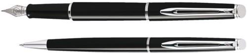 Balpen Waterman Hémisphère Laque Black CT-2