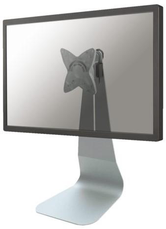 "Monitorstandaard Newstar D800 10-27"" zilver"