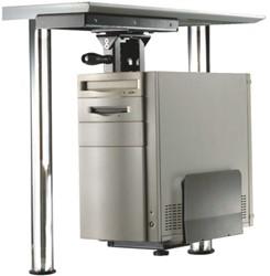 CPU houder Newstar D250 30kg zilver