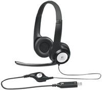 Headset Logitech H390 On Ear zwart-1