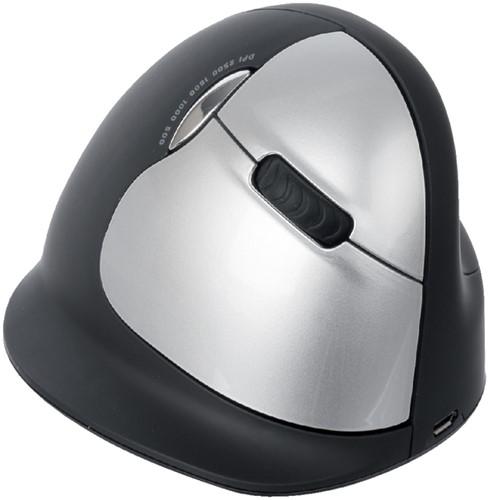 Muis R-Go Tools HE groot rechts draadloos zwart