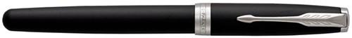 Rollerpen Parker Sonnet black lacquer CT F-3