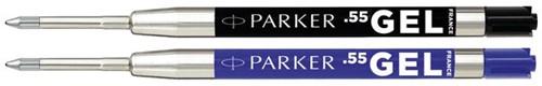 Gelpenvulling Parker F zwart-2