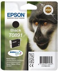 Inkcartridge Epson T0891 zwart