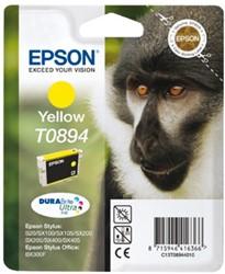 Inkcartridge Epson T0894 geel