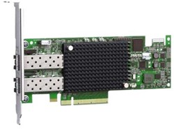 IBM Emulex 16Gb FC 2-port HBA Intern Fiber 16000Mbit/s netwerkkaart & -adapter