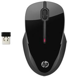 HP X3500 RF Draadloos Ambidextrous Zwart muis