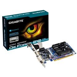 Gigabyte GV-N210D3-1GI (rev. 6.0) GeForce 210 1GB GDDR3