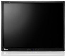 "LG 17MB15T 17"" 1280 x 1024Pixels Multi-gebruiker Zwart touch screen-monitor"