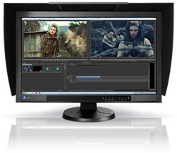 "Eizo CG277-BK 27"" IPS Zwart computer monitor LED display"