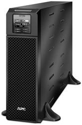 APC Smart- On-Line 5000VA noodstroomvoeding 6x C13, 4x C19 uitgang, Embedded NMC UPS