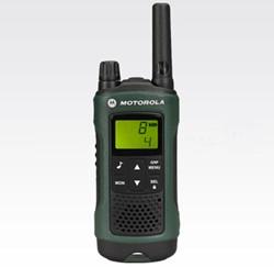 Motorola TLKR T81 8kanalen 12500MHz Zwart, Groen twee-wegradio
