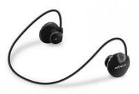 Avanca S1 Neckband Stereofonisch Draadloos Zwart mobielehoofdtelefoon