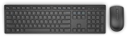 DELL KM636 RF Draadloos QWERTY US International Zwart