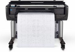 HP Designjet T830 36-in grootformaat-printer Kleur 2400 x 1200 DPI Thermische inkjet 914 x 1897 mm Wi-Fi