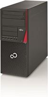 Fujitsu ESPRIMO P956/E94+ 3.4GHz i7-6700 Midi Toren Zwart, Rood-2