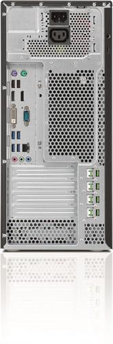 Fujitsu ESPRIMO P956/E94+ 3.4GHz i7-6700 Midi Toren Zwart, Rood-3