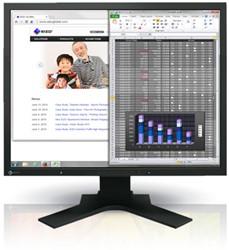 """Eizo S1934H 19"""" IPS Zwart computer monitor"""
