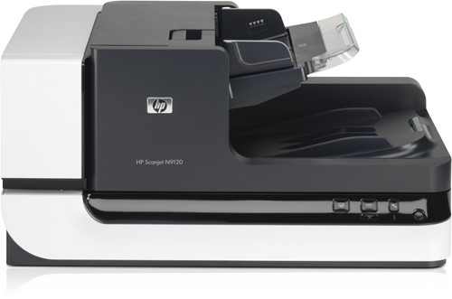 HP ScanJet Enterprise Flow N9120 fn2 flatbed documentscanner