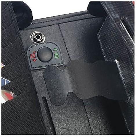 Case Logic CD Wallet Zwart