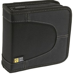 Case Logic 32 Capacity CD Wallet 32schijven Zwart