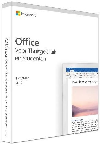 Office Home and Student 2019 Nederlands